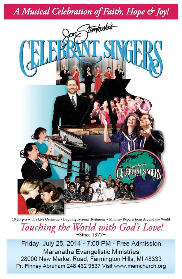 Celebrant_singers